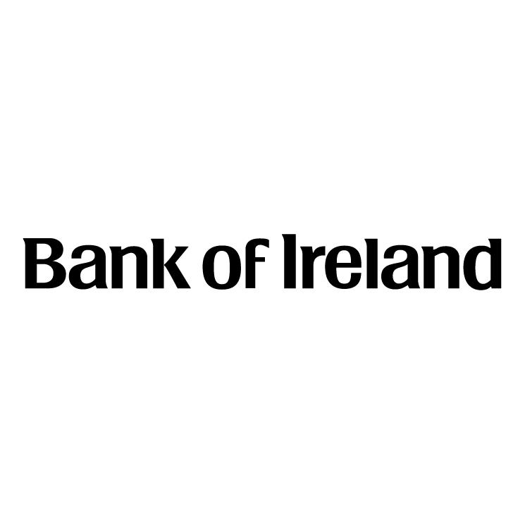 free vector Bank of ireland