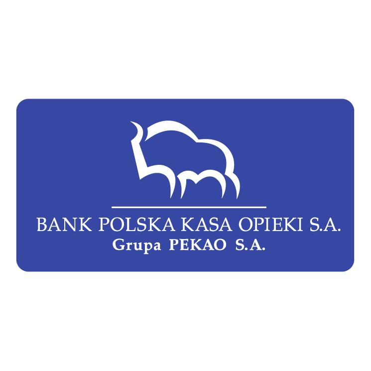free vector Bank polska kasa opieki 0
