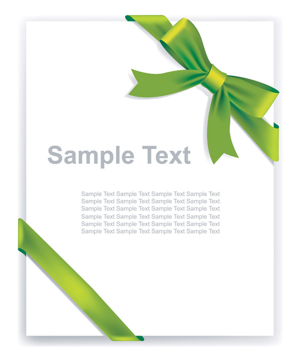 free vector Banner background and envelope vector