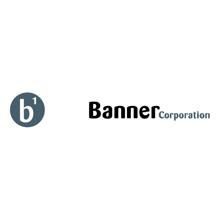 free vector Banner corporation
