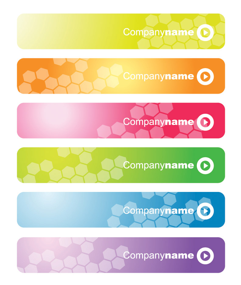 free vector Banner vector background dream card