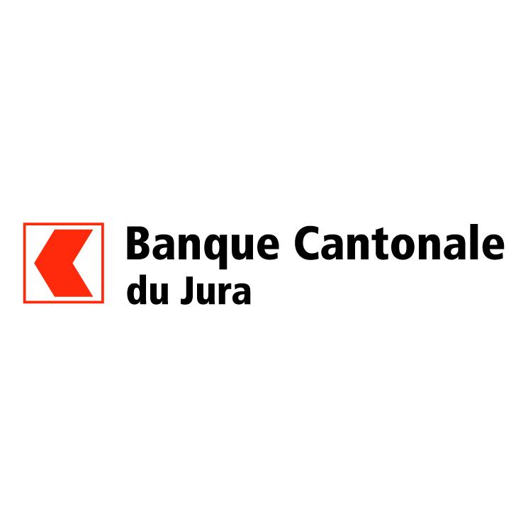 free vector Banque cantonale du jura