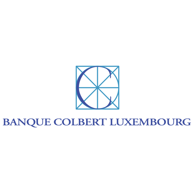 free vector Banque colbert luxembourg