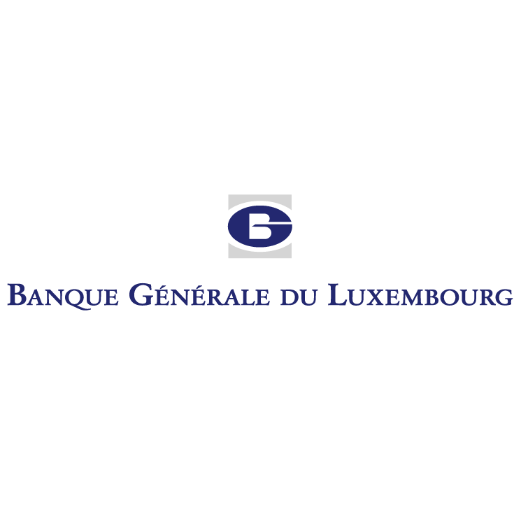 free vector Banque generale du luxembourg