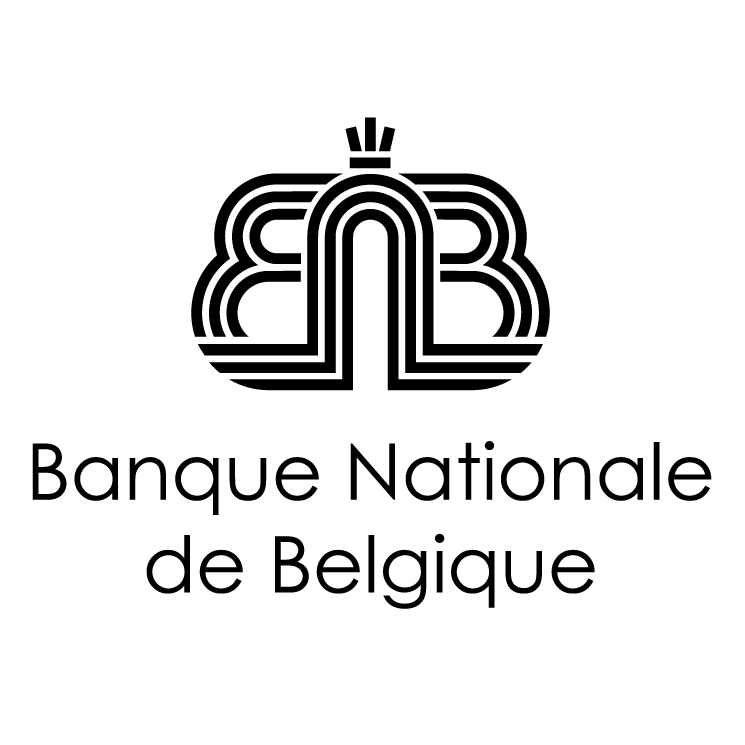 free vector Banque nationale de belgique