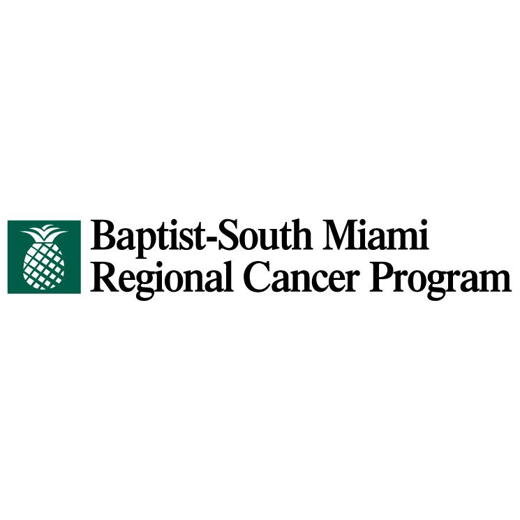 free vector Baptist south miami regional cancer program