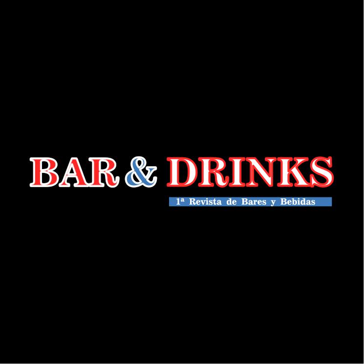 free vector Bar drinks