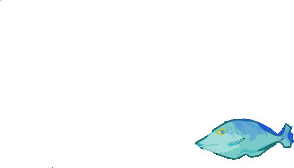 free vector Barb Fish clip art