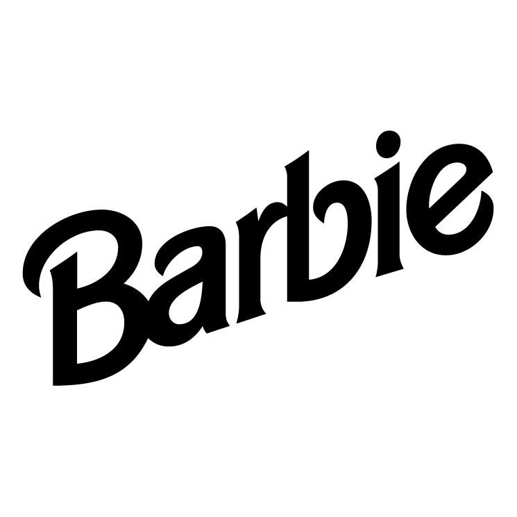 free vector Barbie 1