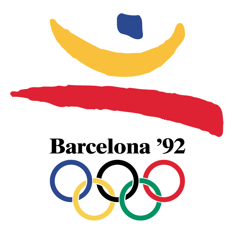 free vector Barcelona 1992 1