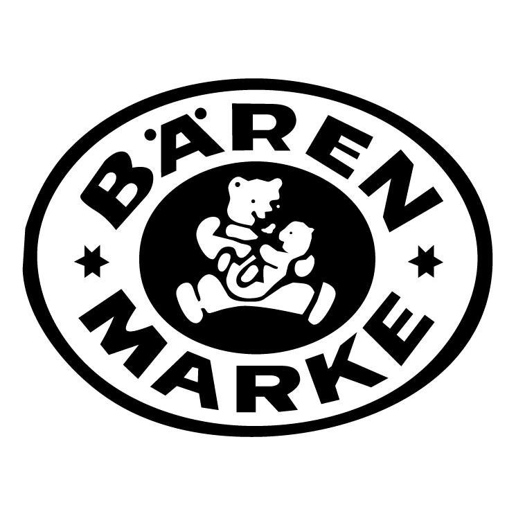 free vector Baren marke