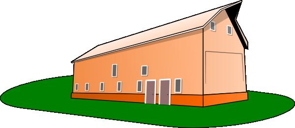 free vector Barn clip art