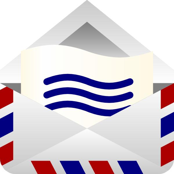 Envelope clipart