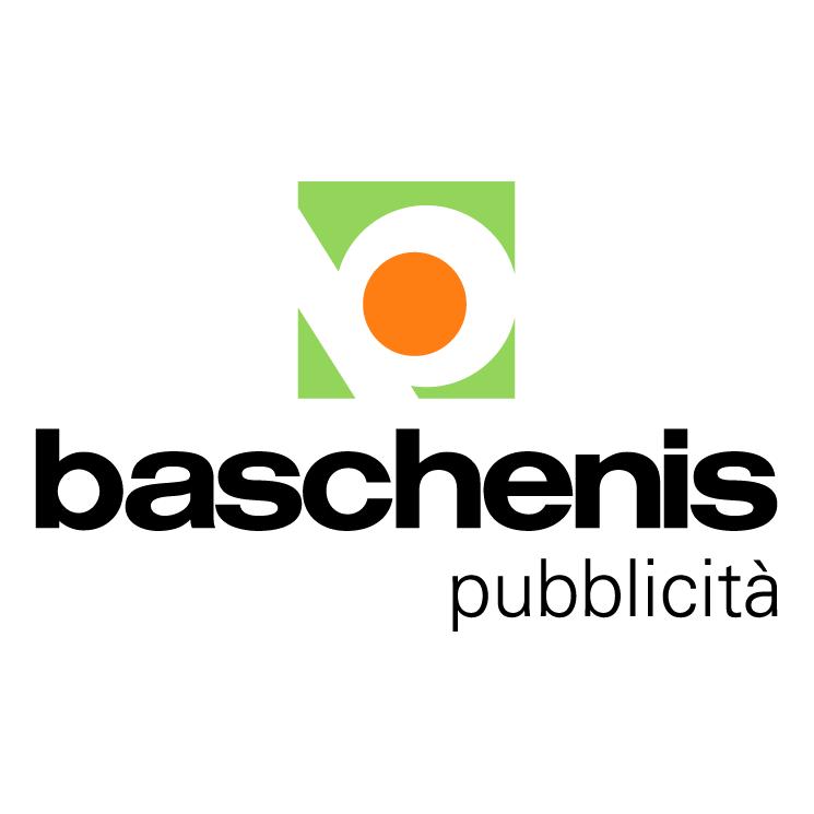 free vector Baschenis pubblicita