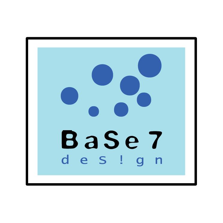 free vector Base 7 design
