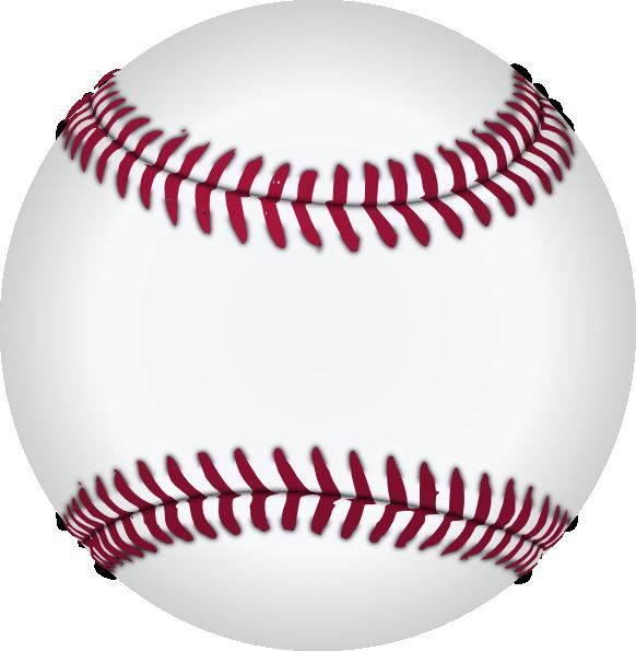 Baseball Clip Art Free Vector 4Vector