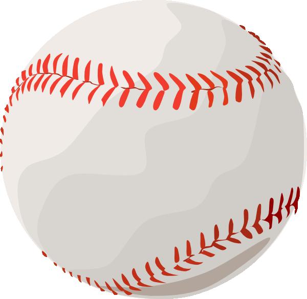 baseball clip art free vector 4vector rh 4vector com