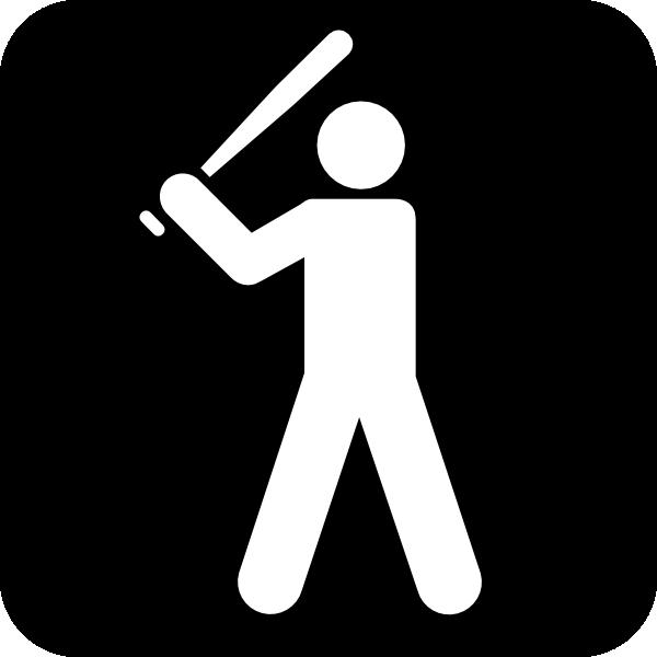 Baseball Field clip art Free Vector / 4Vector