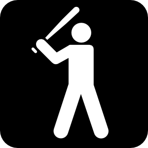 free vector Baseball Field clip art