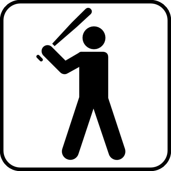 free vector Baseball Field clip art