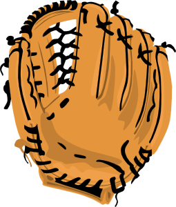 baseball glove clip art free vector 4vector rh 4vector com baseball mitt clipart black and white baseball mitt clipart free