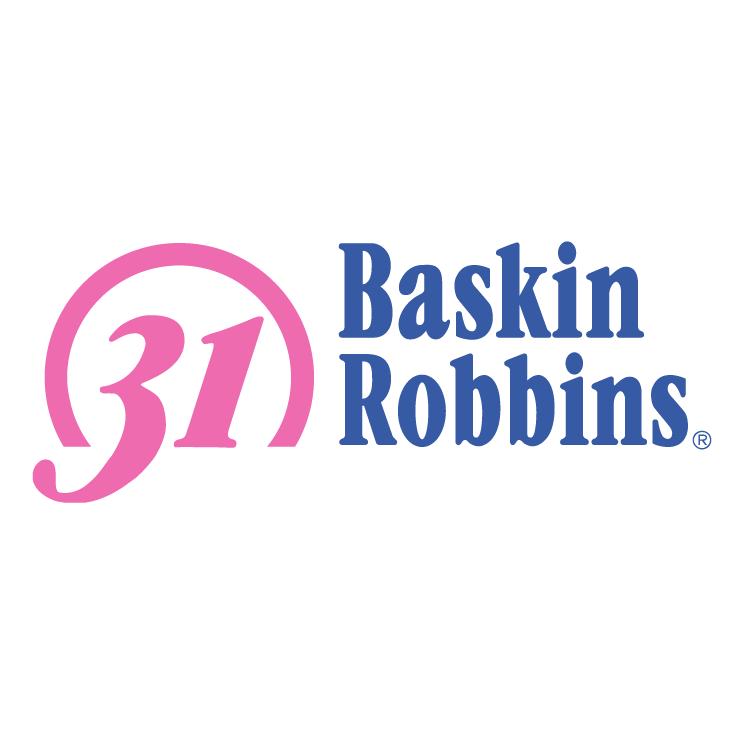 free vector Baskin robbins 0