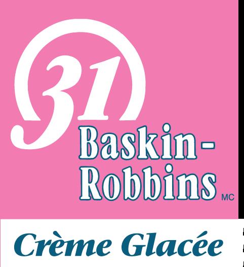 free vector Baskin Robbins logo2