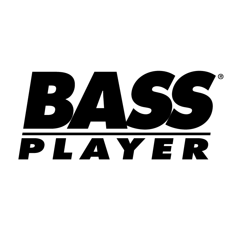 free vector Bass player