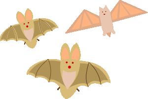 free vector Bat clip art