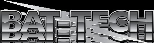 free vector Bat-Tech logo