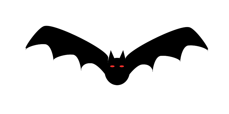 Bat Free Vector / 4Vector