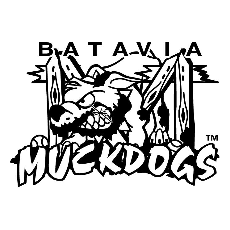 free vector Batavia muckdogs