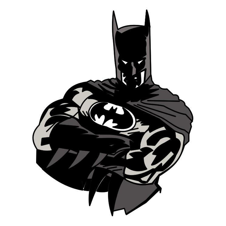 free vector Batman 2