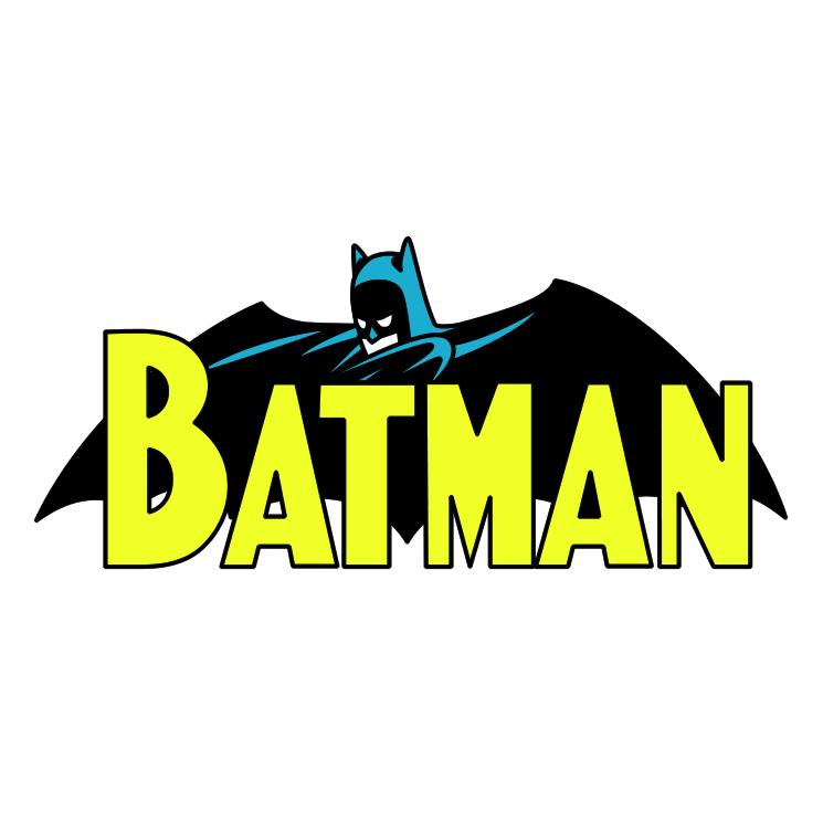 free vector Batman 6