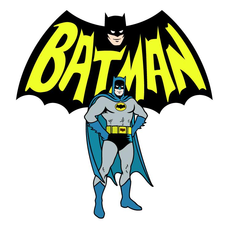 free vector Batman 7
