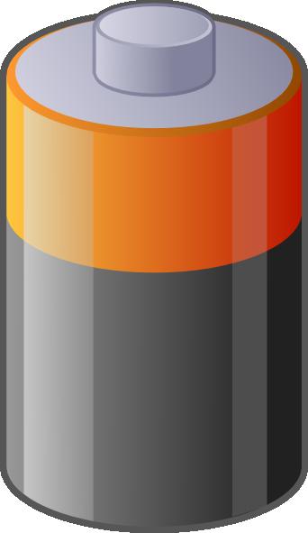 free vector Battery clip art