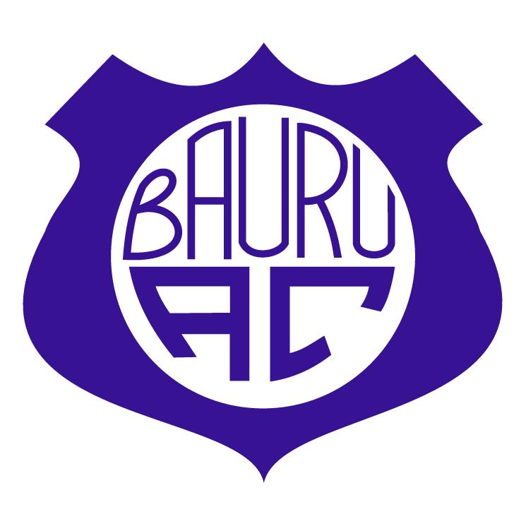 free vector Bauru atletico clube de bauru sp