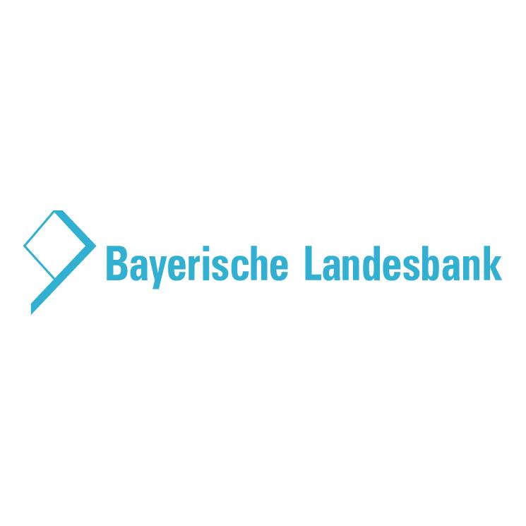 free vector Bayerische landesbank