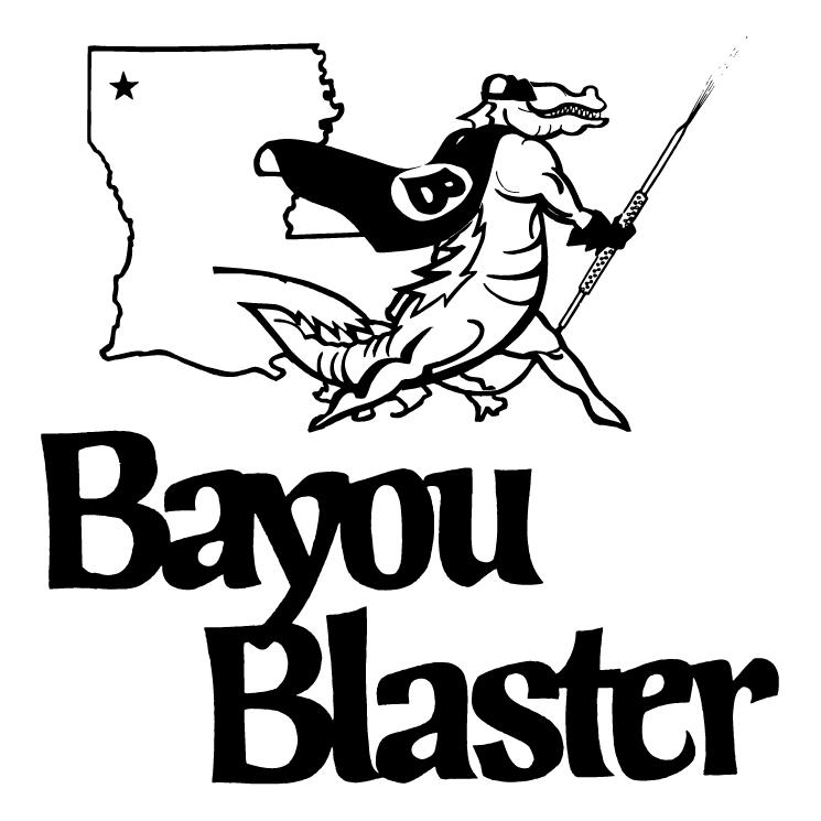 free vector Bayou blaster