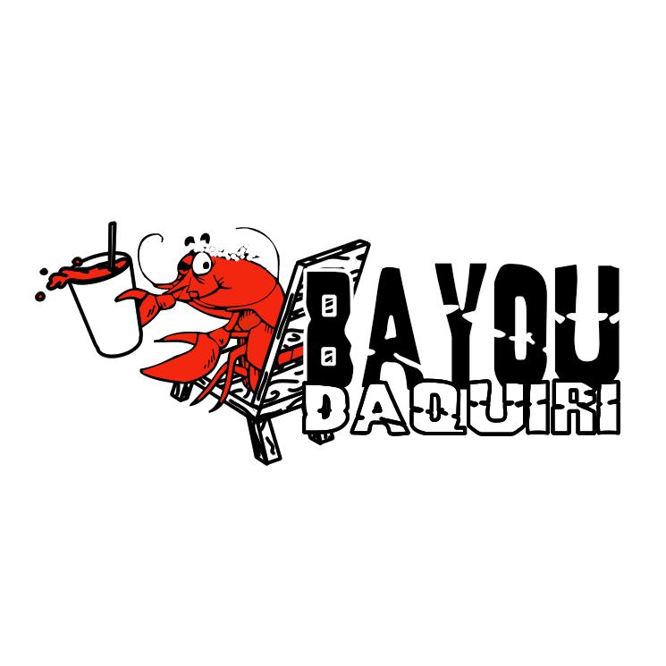 free vector Bayou daiquiri
