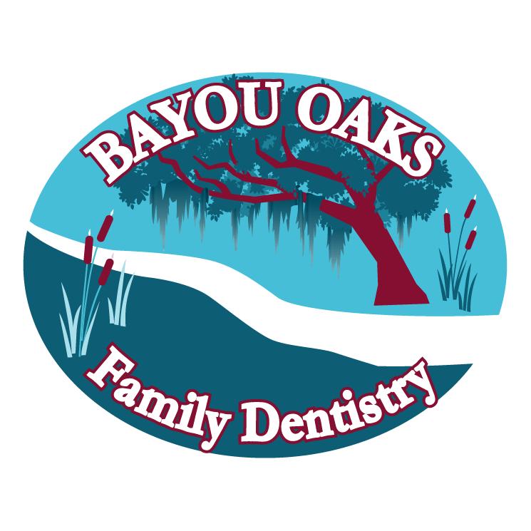 free vector Bayou oaks