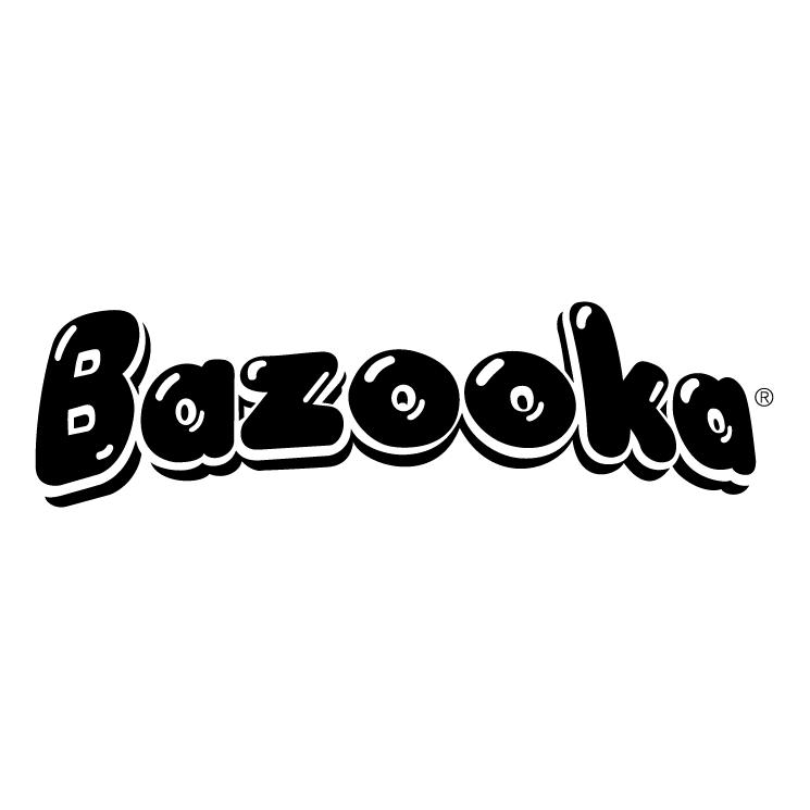 free vector Bazooka 1