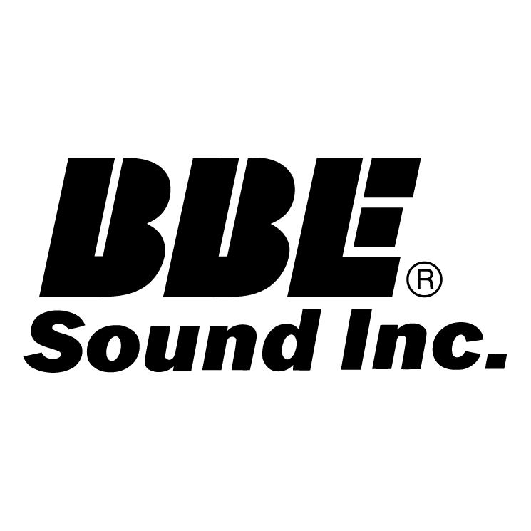 free vector Bbe sound inc