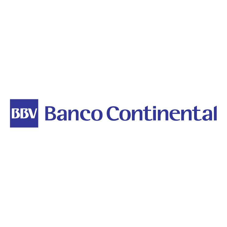 free vector Bbv banco continental