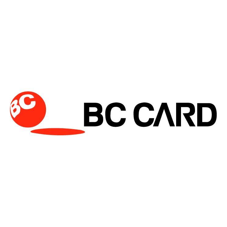 free vector Bc card 1