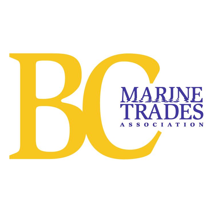 free vector Bc marine trades association 1