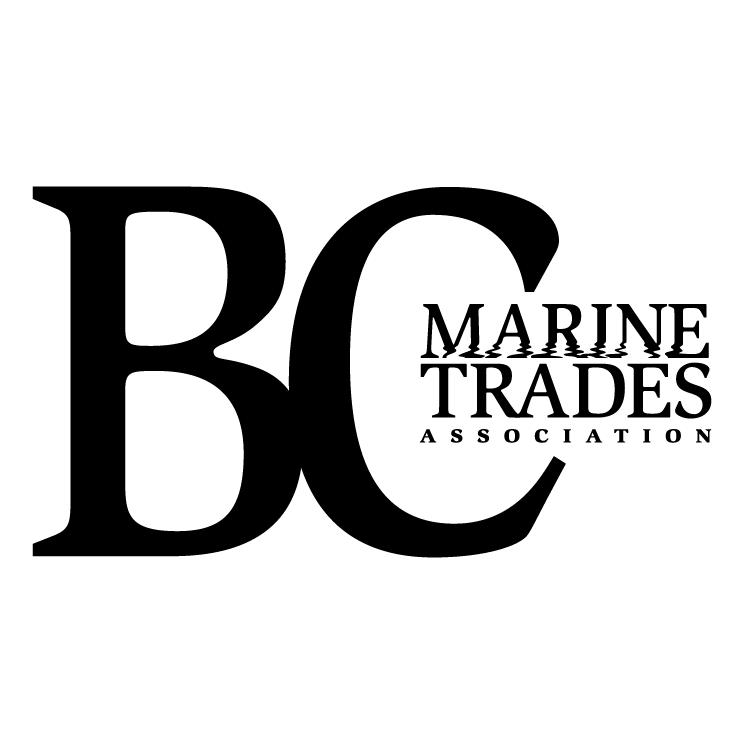 free vector Bc marine trades association