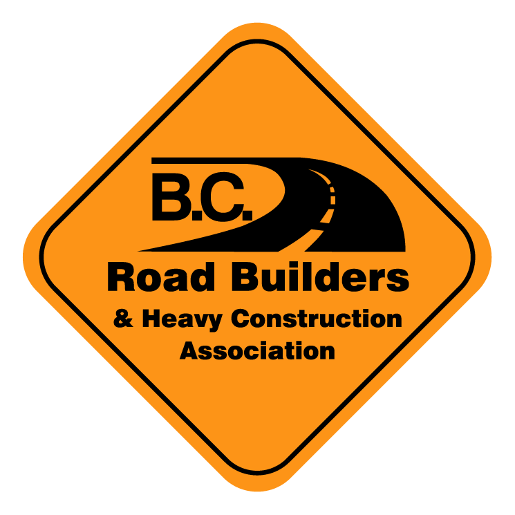 free vector Bc road builders heavy construction association 0