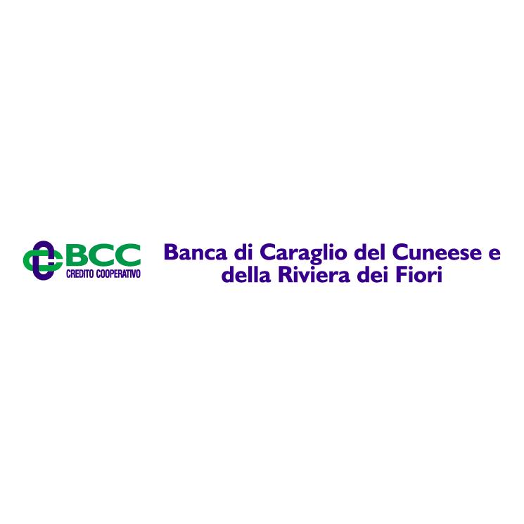 free vector Bcc credito cooperativo caraglio
