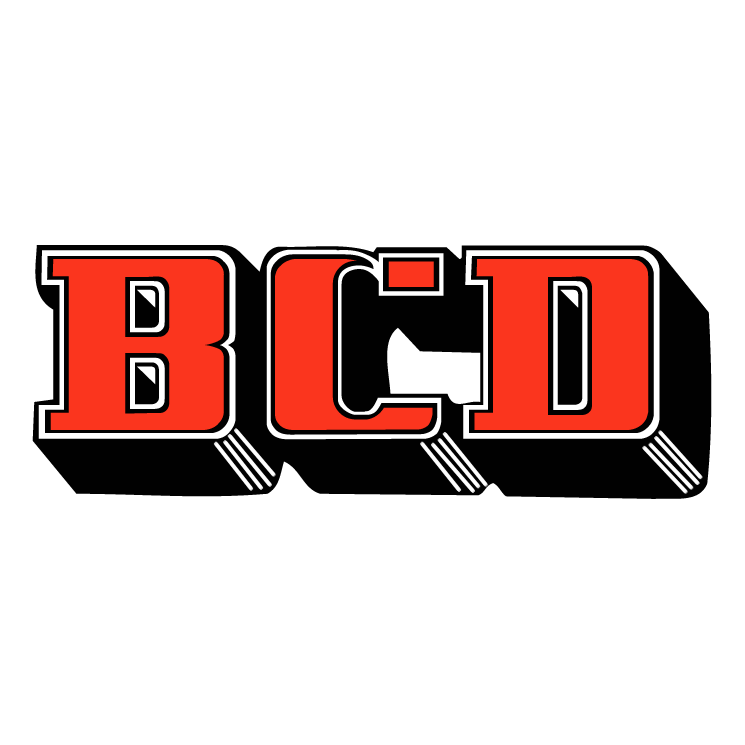 free vector Bcd